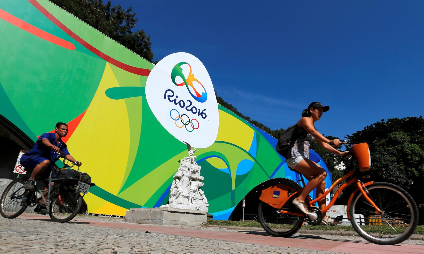 Пресс-подход: западные СМИ уже лишили Россию Олимпиады