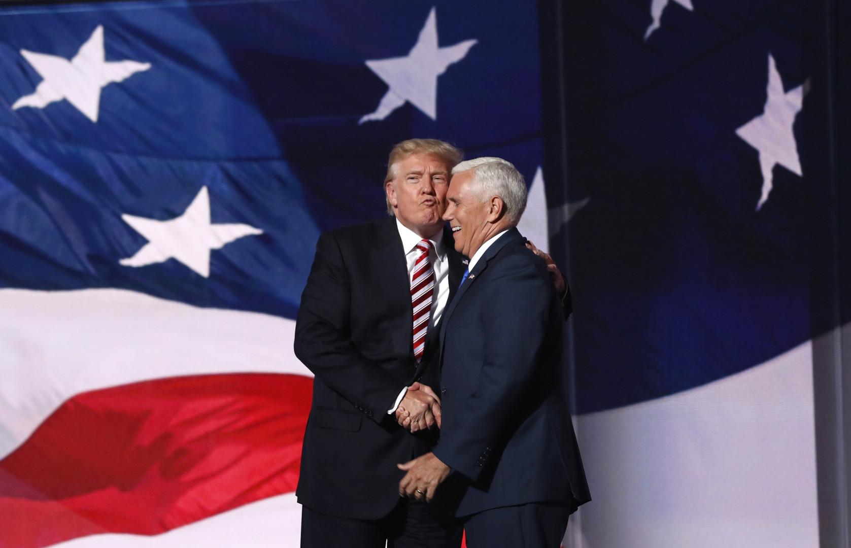 Поцелуй, украденная речь и другие приключения республиканцев: чем запомнился съезд партии