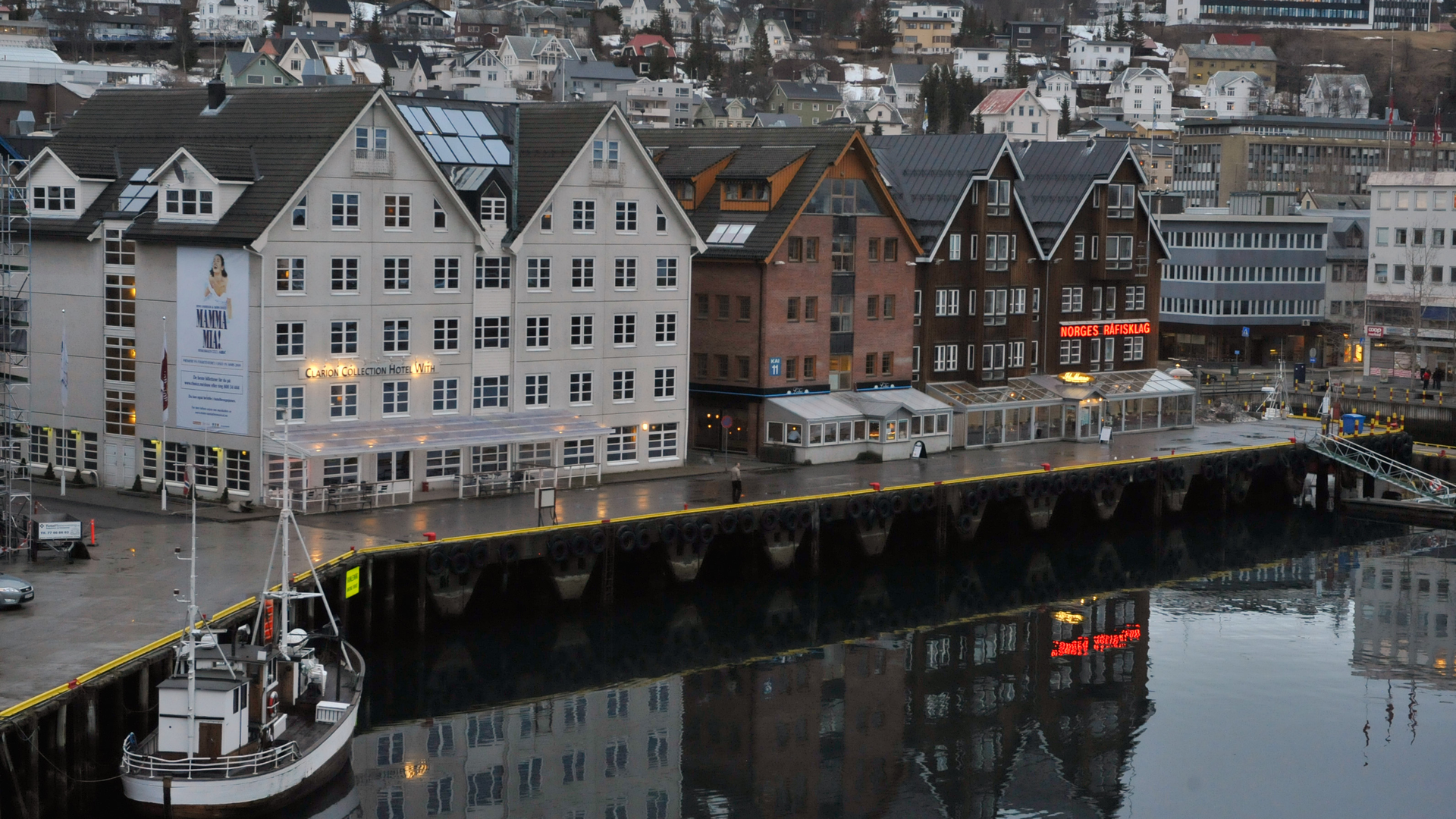 Норвежские власти намерены выслать из страны 90-летнюю россиянку