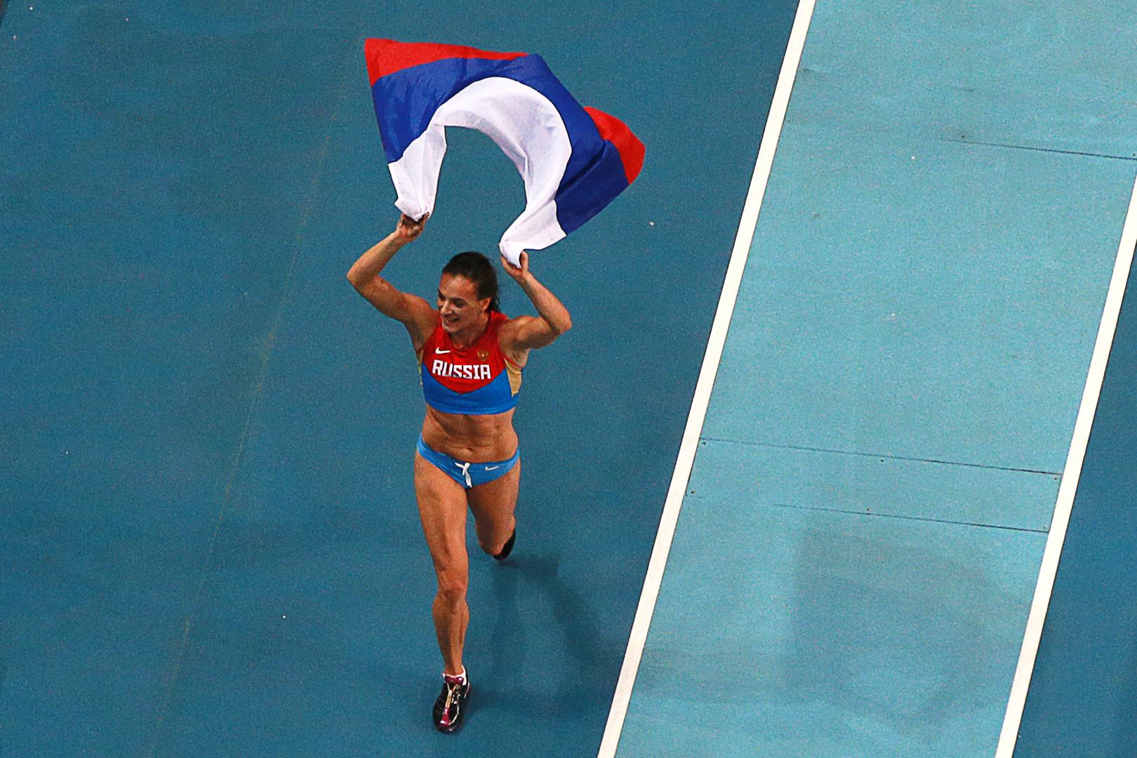Елена Исинбаева: CAS лишил меня возможности завершить карьеру на победной ноте