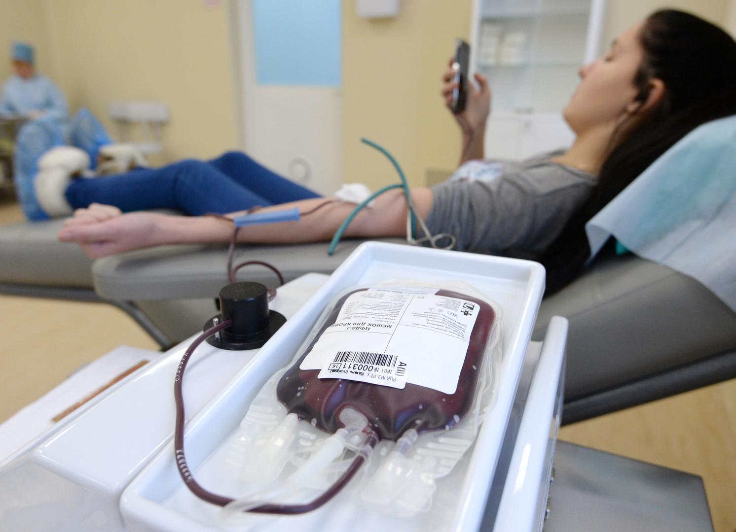 В России может появиться детское донорство