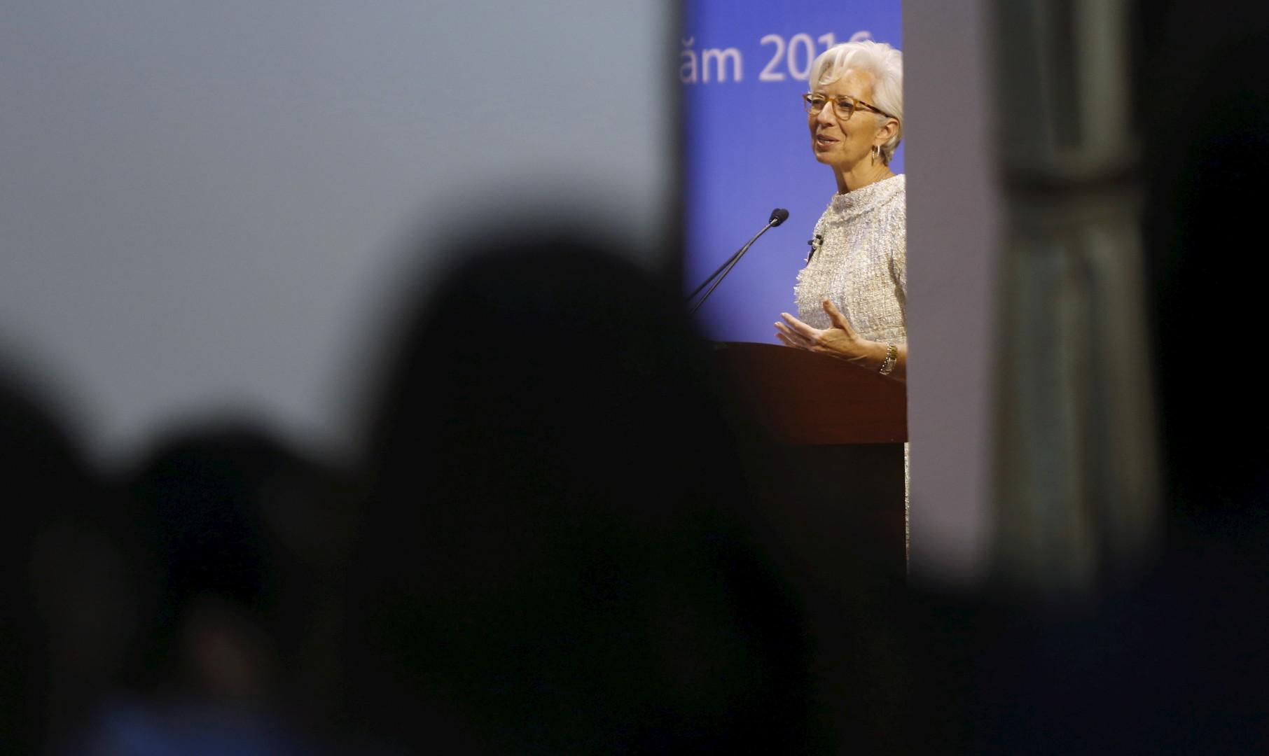 Суд во Франции требует судебного преследования главы МВФ Кристин Лагард