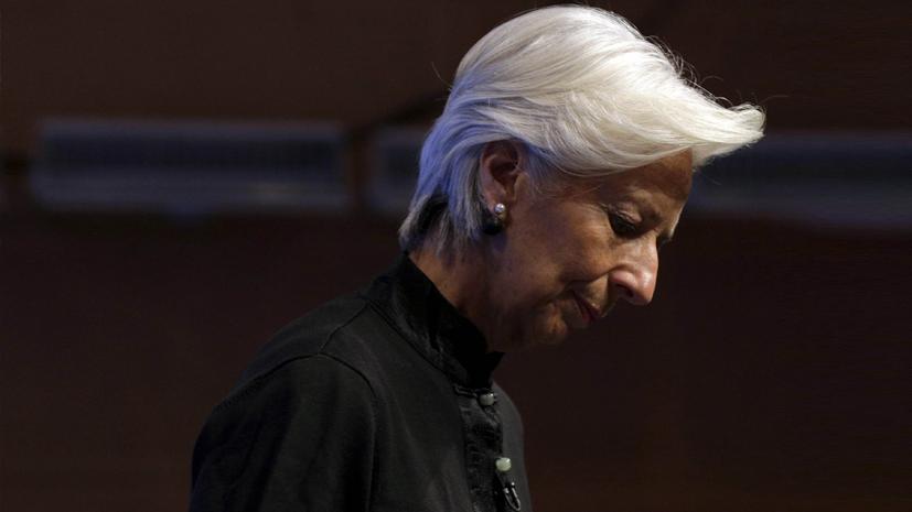 По стопам Стросс-Кана: за что хотят судить главу МВФ Кристин Лагард