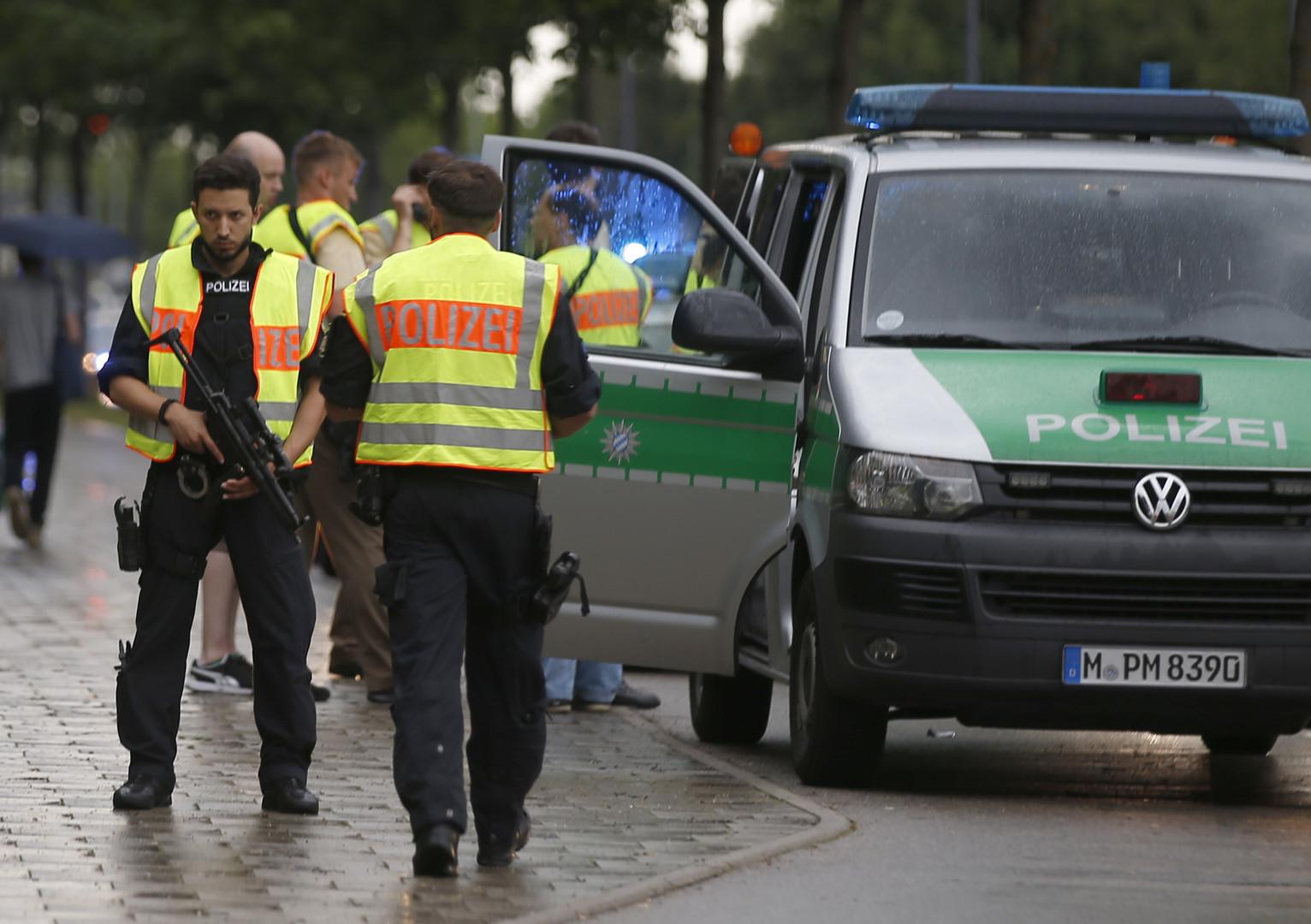 Немец иранского происхождения: полиция Мюнхена сообщила подробности о нападавшем