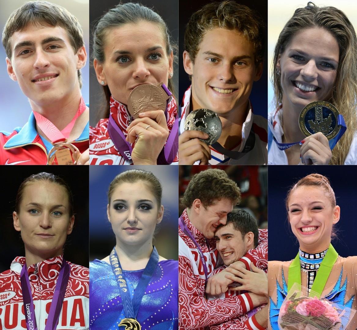 Российские атлеты, которые могут пропустить летние Олимпийские игры в Рио.
