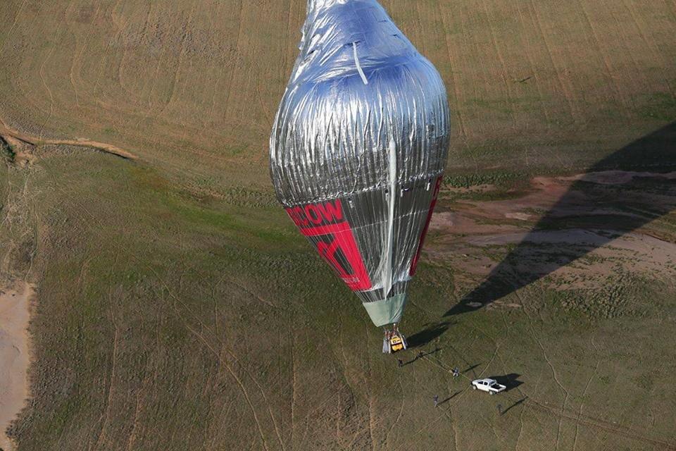 Он сделал это! Фёдор Конюхов побил мировой рекорд кругосветки на воздушном шаре.