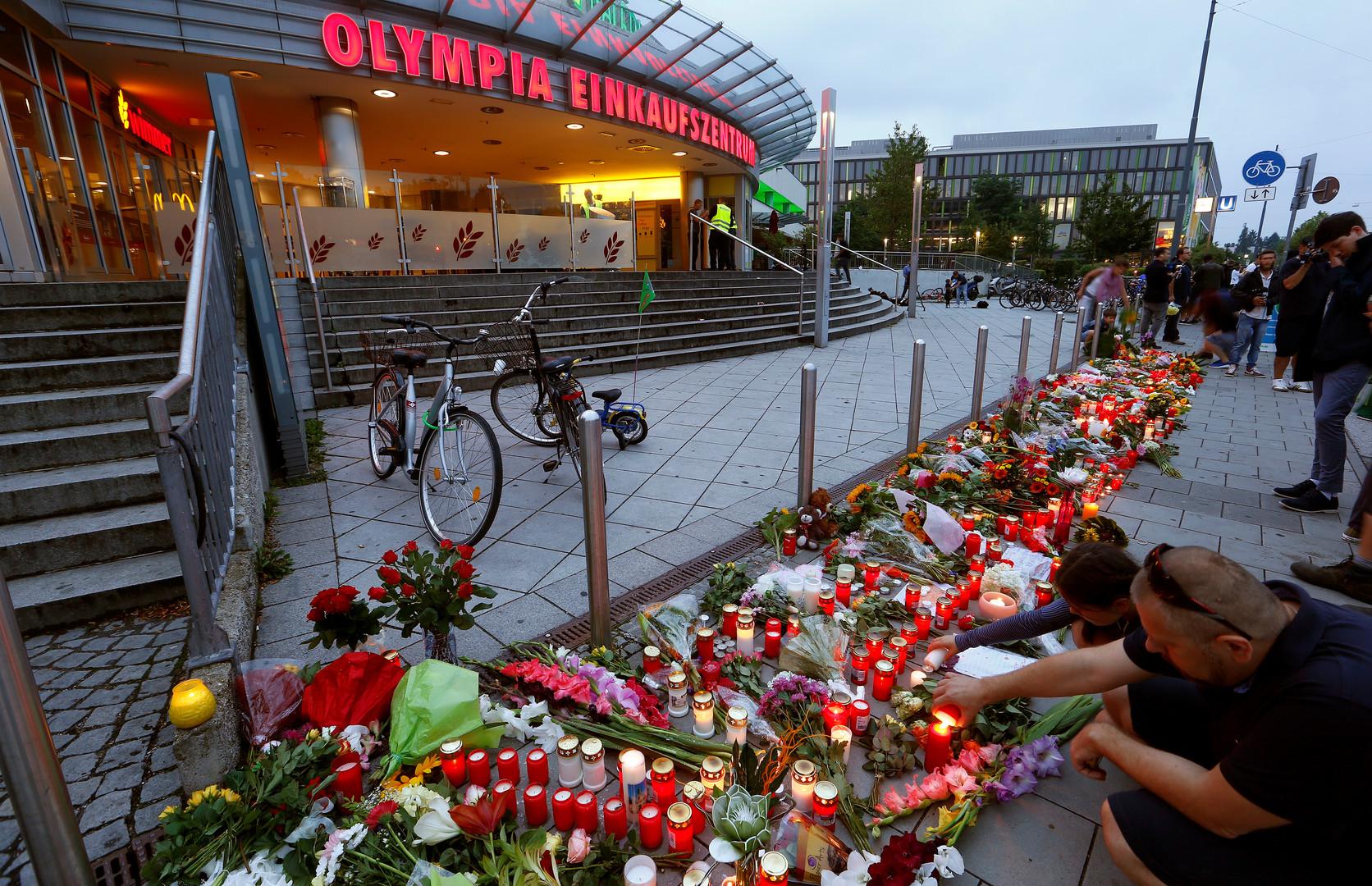 Мировые лидеры о стрельбе в Мюнхене: бесчеловечный и жестокий теракт