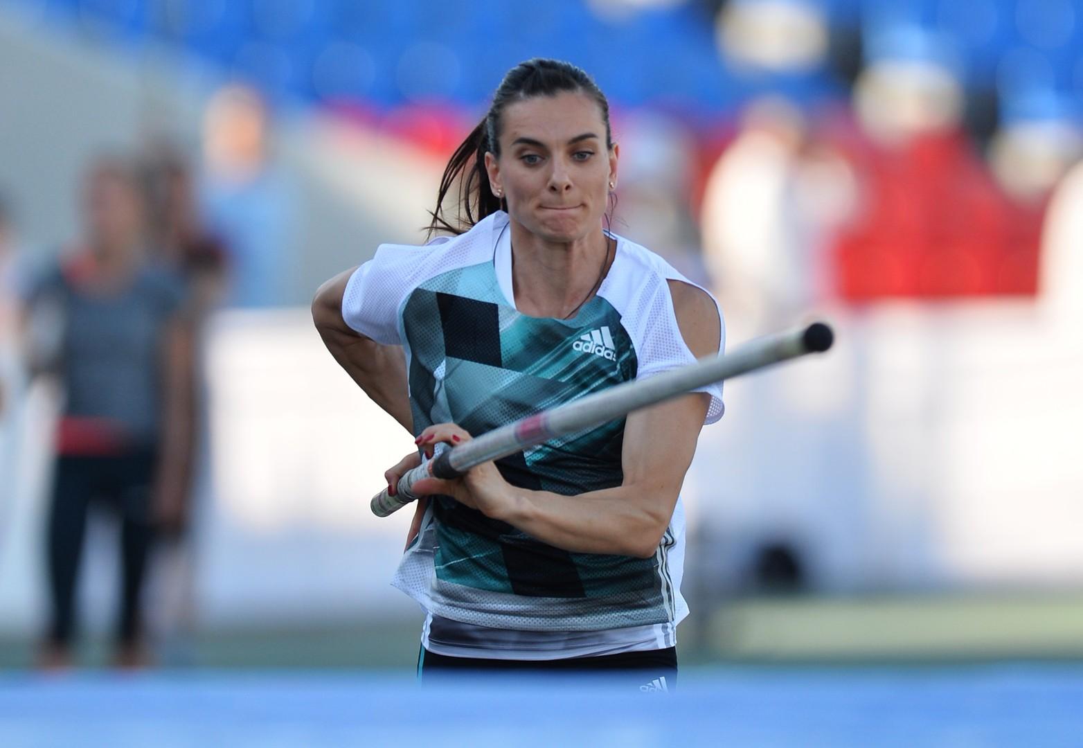Елена Исинбаева — сборной России: Выступите в Рио так, чтобы мир содрогнулся