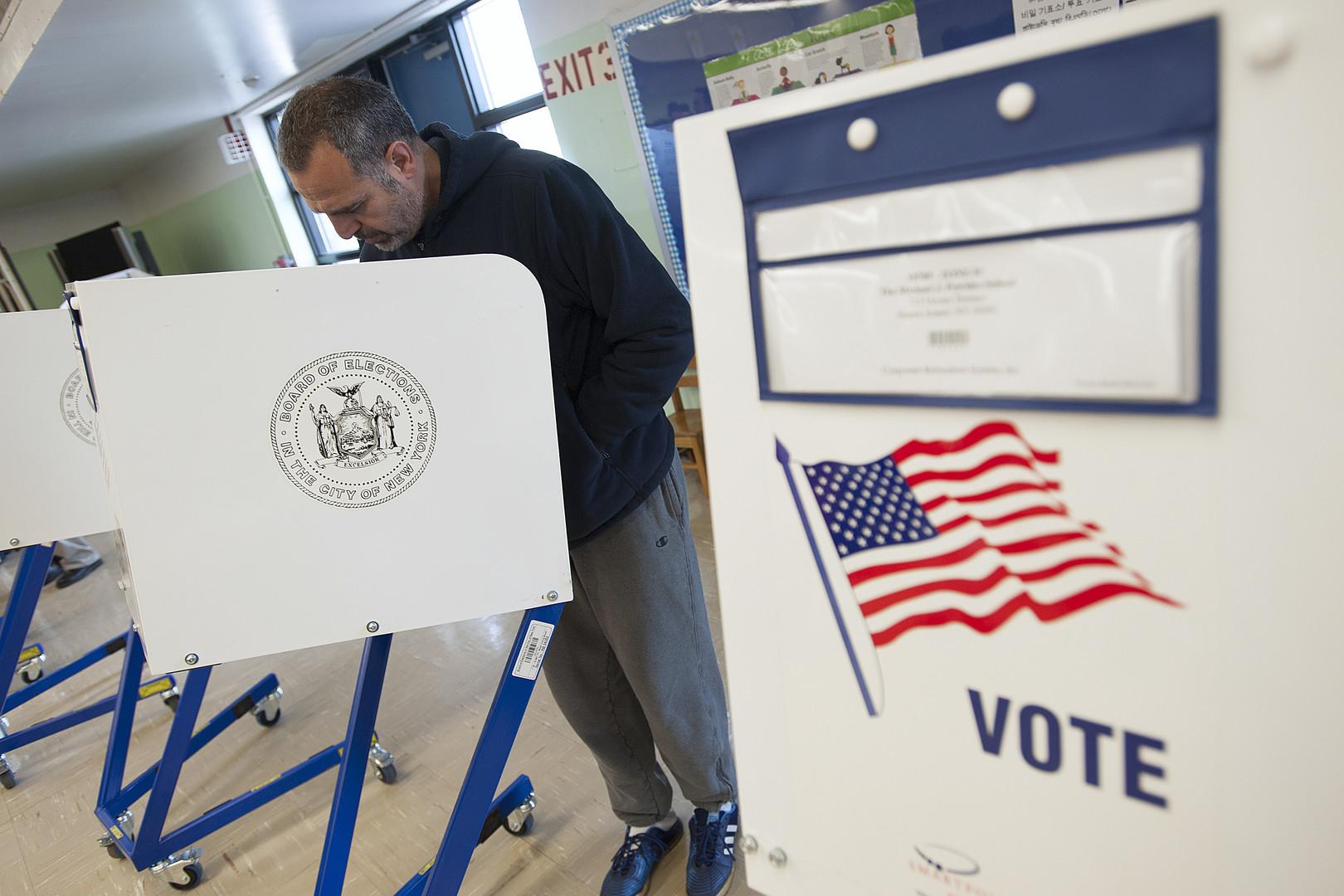 На выборы президента США пригласили российских наблюдателей