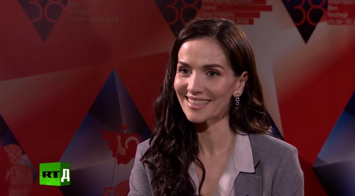 Наталия Орейро: В прошлой жизни я, наверное, была русской