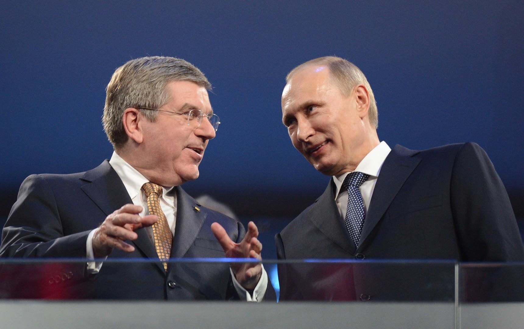 Владимир Путин не планирует посещать церемонию открытия Олимпиады в Рио-де-Жанейро