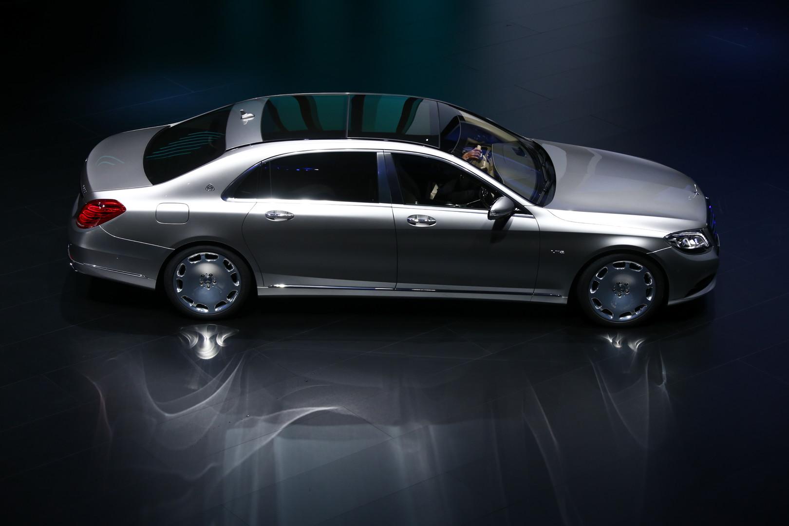 Продажи люксовых автомобилей в России увеличились на 25%