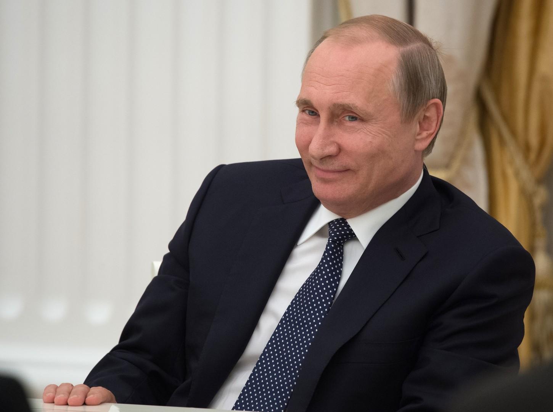 Владимир Путин встретится завтра с российской олимпийской сборной