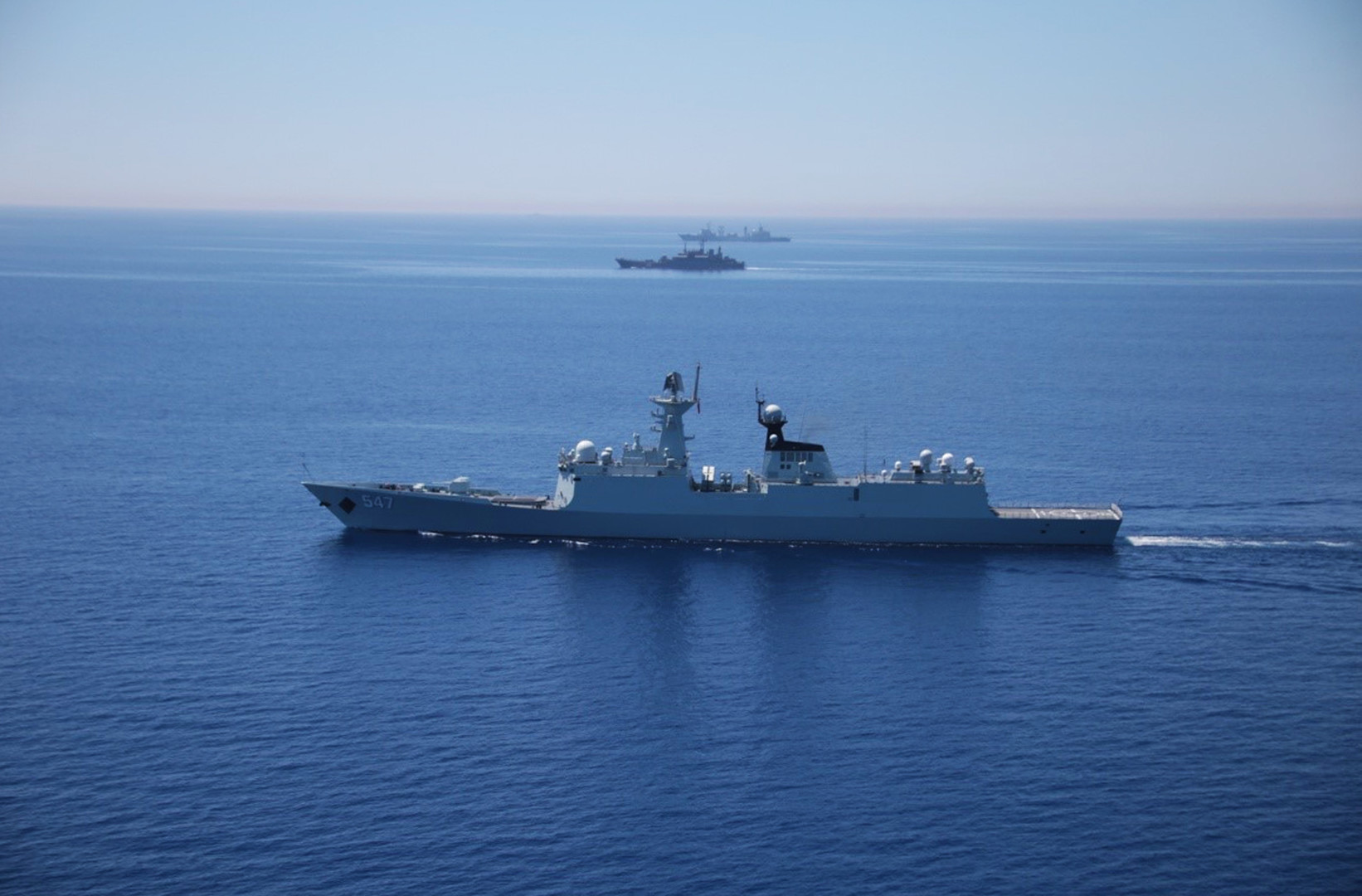 Китай сообщил о планах провести совместные с Россией учения в Южно-Китайском море