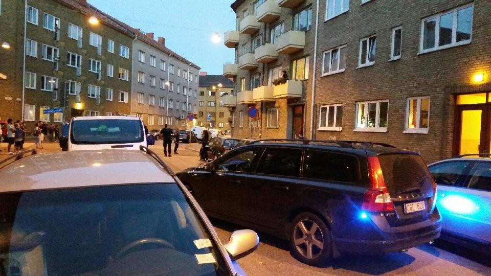 Взрыв произошёл в шведском Мальмё, данных о пострадавших нет