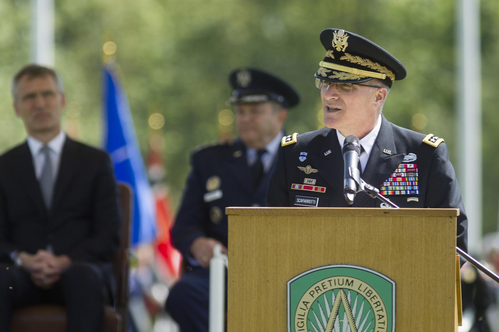 Главком сил НАТО в Европе впечатлён модернизацией военной доктрины России