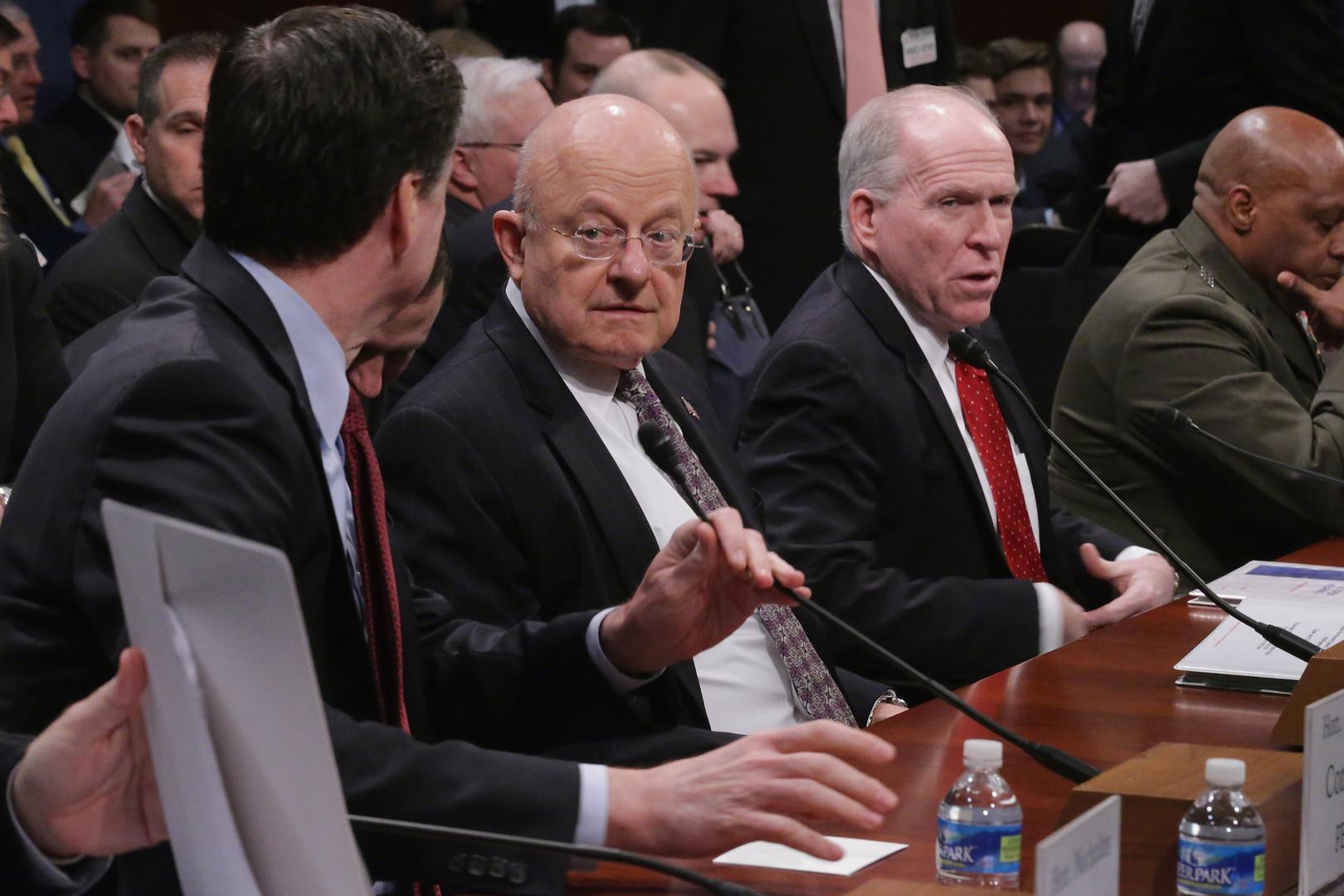 Глава Нацразведки США призвал не искать российский след во взломе документов демократов