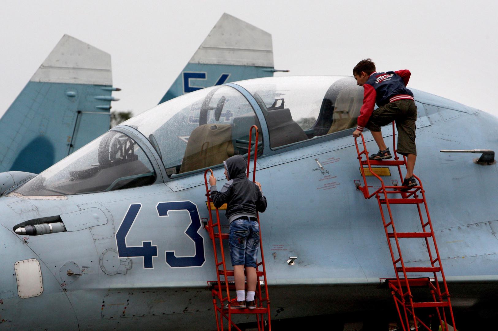 В приморском «Техническом Диснейленде» построят ресторан со списанным Су-27