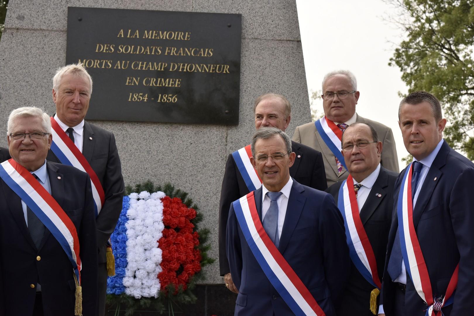 Французский депутат: Вопрос признания Крыма могут вновь рассмотреть уже через год