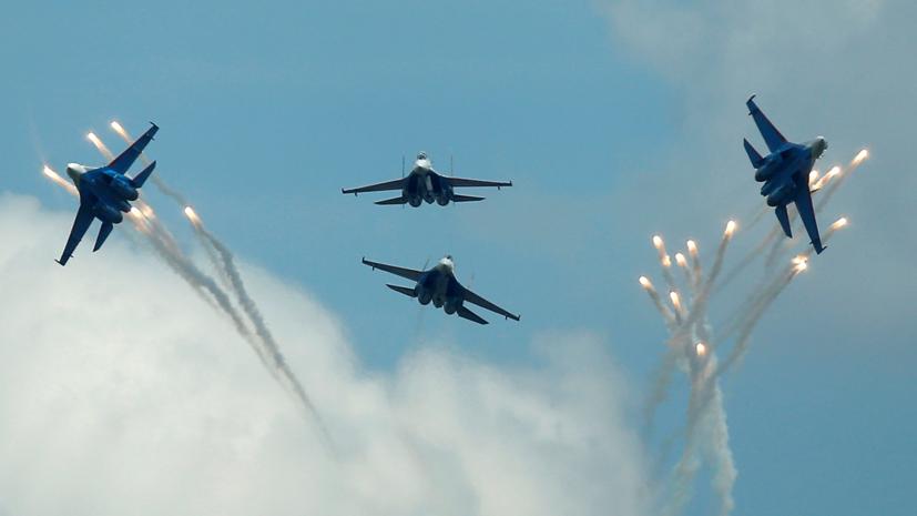 Главком Бондарев: ВКС РФ стали самым мощным видом Вооружённых сил страны