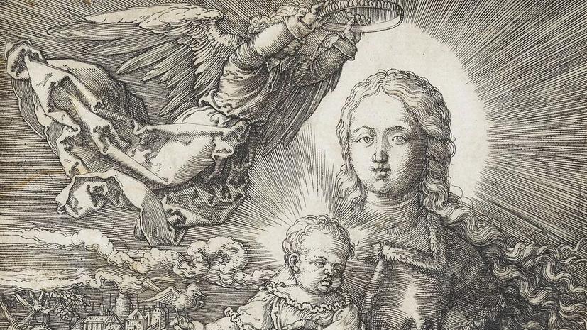 На блошином рынке во Франции утраченную гравюру Дюрера продали за несколько евро