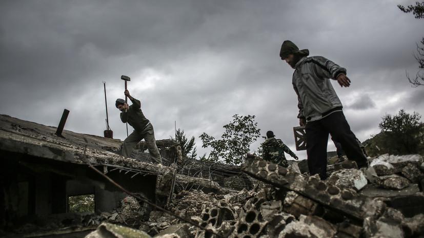 К процессу примирения в Сирии присоединились ещё три населённых пункта