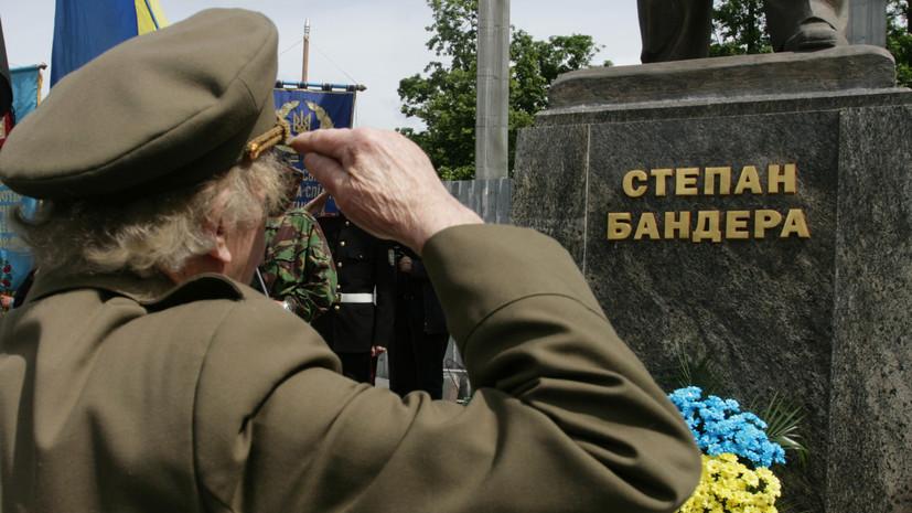 Московский проспект в Киеве официально переименован в проспект Бандеры