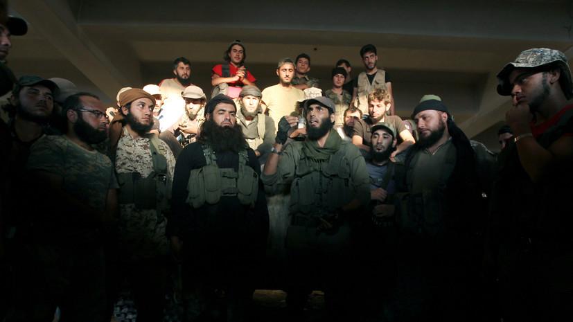 «Амнистия в военное время»: фильм RTД о бывших повстанцах и экстремистах в Сирии