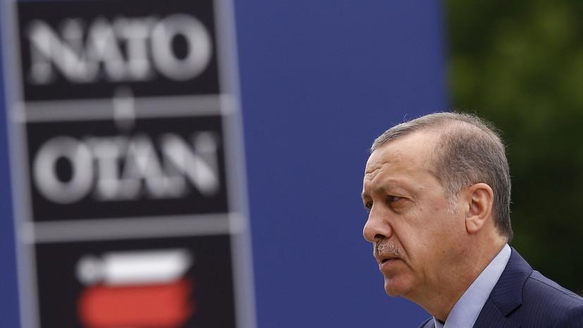 Daily Express: Турция пригрозила выходом из НАТО, если останется без поддержки альянса