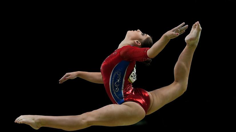 Гимнастка Алия Мустафина стала бронзовым призёром Олимпиады