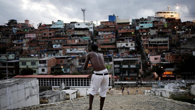 Как бразильские бандиты грабили гостей Олимпиады в Рио