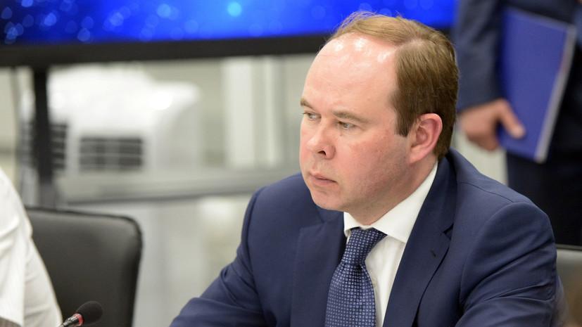 Антон Вайно назначен новым главой администрации президента