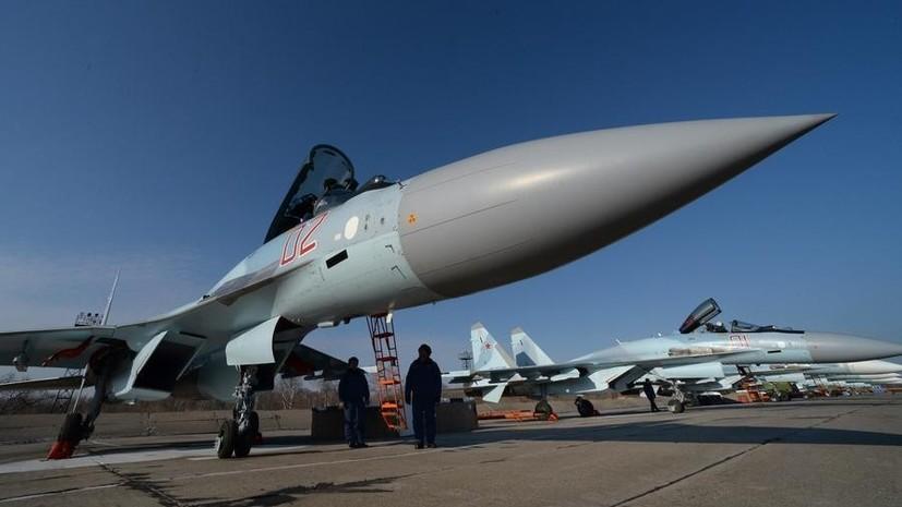 Русский Су-35 лучше американского F-15— Факт