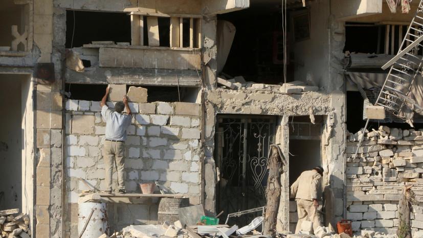 Сирийская армия теснит боевиков насевере июге Алеппо