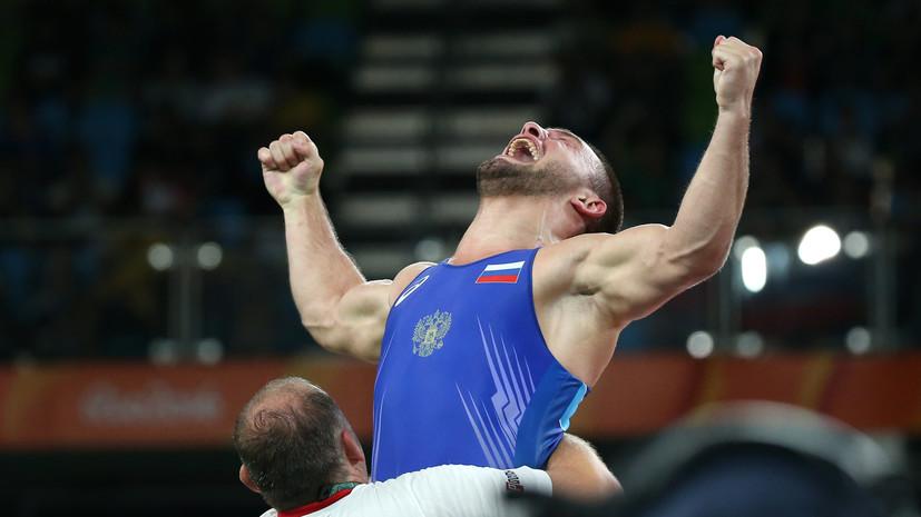 Давит Чакветадзе завоевал десятое золото для сборной России