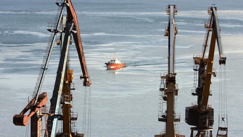 Россия может задержать судно с мальтийским флагом до выплаты денег сирийским морякам