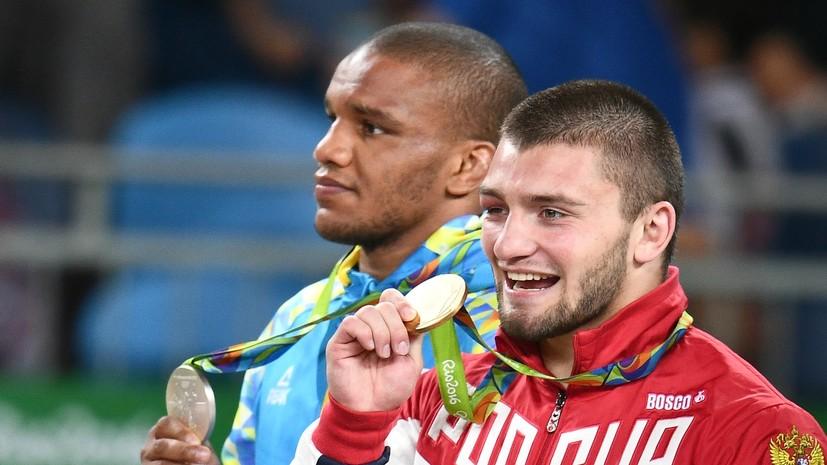 Министр спорта Украины: Россия украла золото у украинского борца