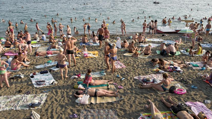 Провели этим летом: где отдыхали россияне и сколько тратили на отпуск