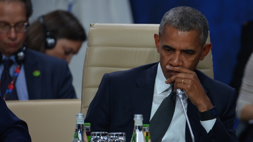 Автор Forbes призвал Обаму отомстить России «кремлёвским компроматом»