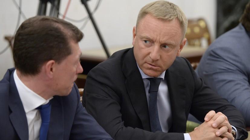 Дмитрий Ливанов отправлен в отставку