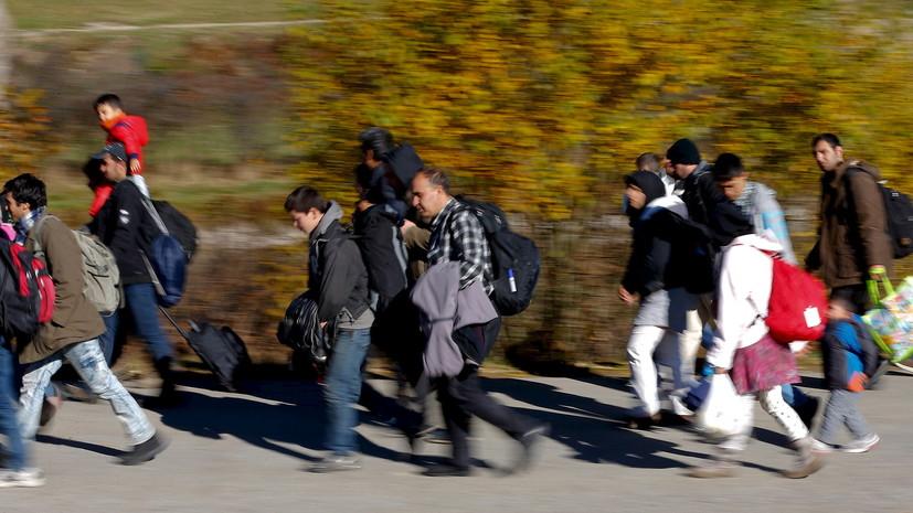 «Мы гости Ангелы Меркель»: Беженцы в ФРГ отказались от работы