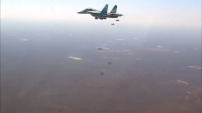 Иран рассказал об использовании российскими ВКС авиабазы в Хамадане