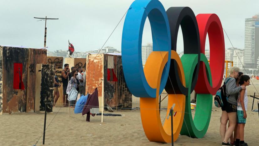 Полиция Рио провела обыски учленов Олимпийского комитета Ирландии