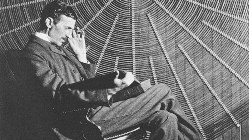 Никола Тесла запатентовал использование военных беспилотников в 1898 году