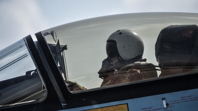 Минобороны РФ: Авиабаза в Иране будет задействоваться в зависимости от ситуации в Сирии