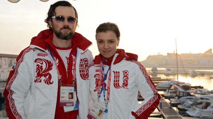 Алфёрова и Бероев: Надеемся на миллион подписей в пользу паралимпийцев