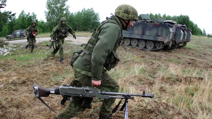 Der Spiegel: Литва из-за страха перед Россией обогатит оборонные концерны Германии
