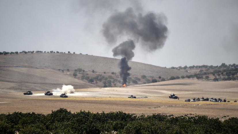 Турция надеется на поддержку России в сирийском вопросе
