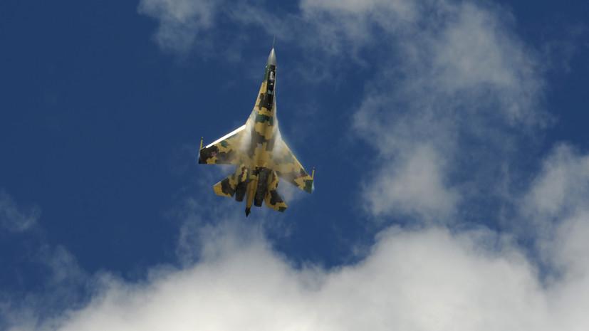 20 лет в небе: авиационный ВПК «Сухой» отмечает юбилей
