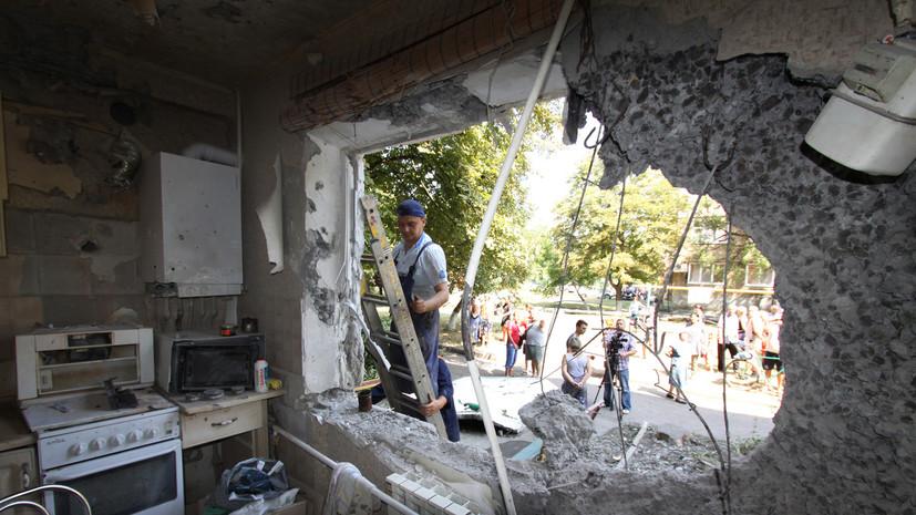 «Мои знакомые умирали от безысходности»: инвалид рассказала о войне в Донбассе